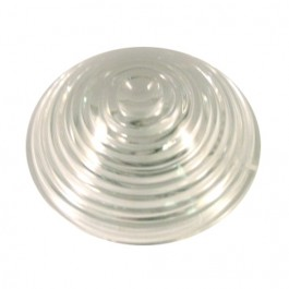 Parking Light Lens (held with snap ring)  Fits  67-72 Jeepster