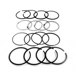 New Complete Piston Ring Set - Standard  Fits  41-71 Jeep & Willys with 4-134 engine