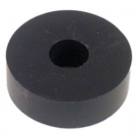 Rubber Body Mount Pad 1/2