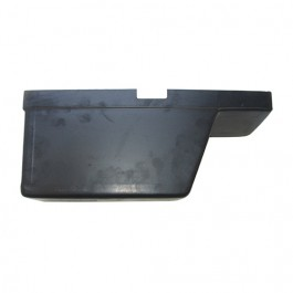 Plastic Glove Box Standard Size Replacement  Fits 72-73 Jeepster Commando
