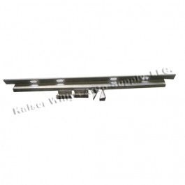 Replacement Steel Rear Crossmember to Body Support Panel  Fits  46-64 Station Wagon
