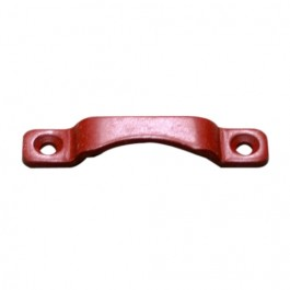 Windshield Strap Hold Down Bracket (to front of grille) Fits 41-66 MB, GPW, CJ-2A, 3A, 3B, 5, M38, M38A1