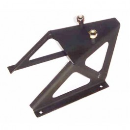 Spare Tire Carrier Mounting Bracket (2 Bolt Style)  Fits  41-43 MB, GPW