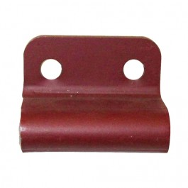 Inner Front Fuel Tank Hold Down Strap Bracket Fits : 41-64 MB, GPW, 2A, 3A, 3B