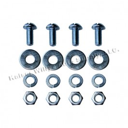 Axe Clamp Hardware Kit Fits  41-52 MB, GPW, M38