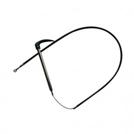 Emergency Hand Brake Cable Assembly with Tube and Cable (63-3/4
