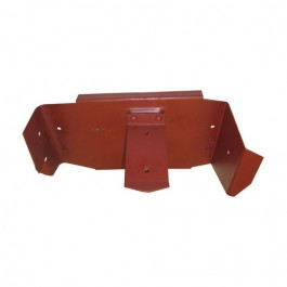 Steel Battery Tray  Fits  46-53 CJ-2A, 3A