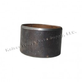 Front Axle Bronze Spindle Bushing (Bendix U Joints) Fits 41-50 MB, GPW, CJ-2A, 3A, Truck, Station Wagon