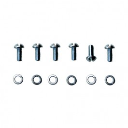 Sending Unit Round Head Screw Kit Fits 55-71 CJ-5, 6
