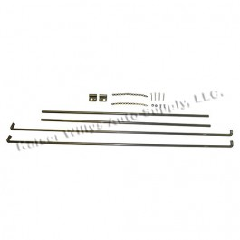 Complete Top Bow Rod Kit  Fits: 50-52 M38