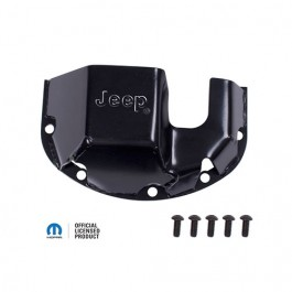 Differential Skid Plate, Stamped Jeep  Fits  76-86 CJ with Front Dana 30