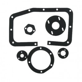 Front Floor Seal Kit (Rubber) Fits  41-45 MB, GPW