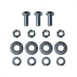 Oil Filter Canister Mounting Bracket Hardware Kit Fits  53-71 Jeep & Willys with 4-134 F engine