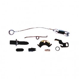 Driver Side Drum Brake Self Adjusting Hardware Kit with 11