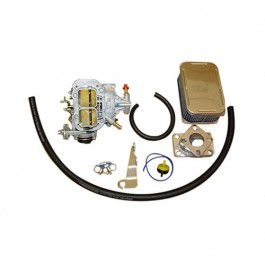 Performance Carburetor Conversion Kit for 1 Barrel  Fits  76-78 CJ with 6 Cylinder 232 258
