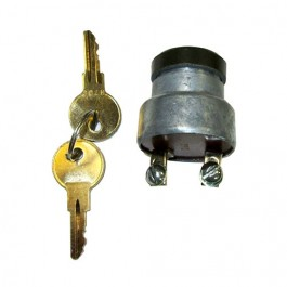 Ignition Switch with Key Fits  41-45 MB, GPW