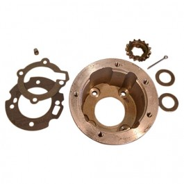 Transfer Case PTO & Overdrive Adapter Kit Fits 41-71 Jeep & Willys with Dana 18 transfer case
