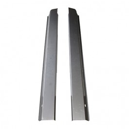 Replacement Steel Outer Rocker Panels (Pair) Fits 66-71 Jeepster