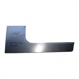 Front Side Body Panel for Driver Side