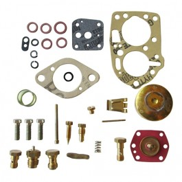 Carburetor Repair Kit Fits  53-71 Jeep & Willys with Solex carburetor