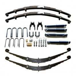 Complete Suspension Overhaul Kit  Fits  46-64 Truck