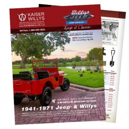 2019 Kaiser Willys Parts Catalog
