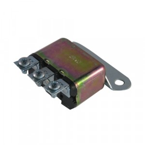 Horn Relay (12 volt) Fits 46-71 Jeep & Willys | Willys Jeep Horn Wiring |  | Kaiser Willys