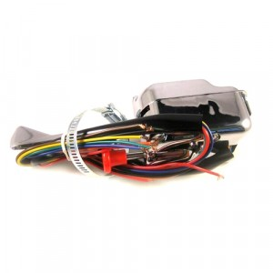 Chrome Turn Signal Switch Kit Fits 41-71 Jeep & Willys | Turn Signal Wiring Diagram For Willys Jeep |  | Kaiser Willys