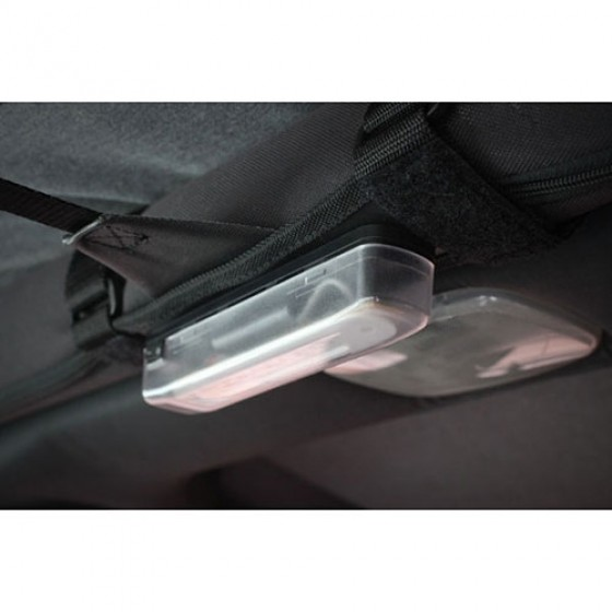 Roll Bar LED Light with Strap, 72-86 CJ