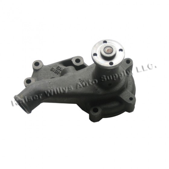Water Pump, 54-64 Willys Truck, Station Wagon with 6-226