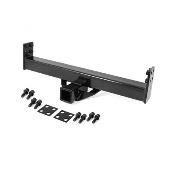 2-Inch Hitch For XHD Rear Bumper, 76-86 CJ