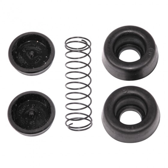 Wheel Cylinder Repair Kit 1 Inch, 41-66 Jeep & Willys