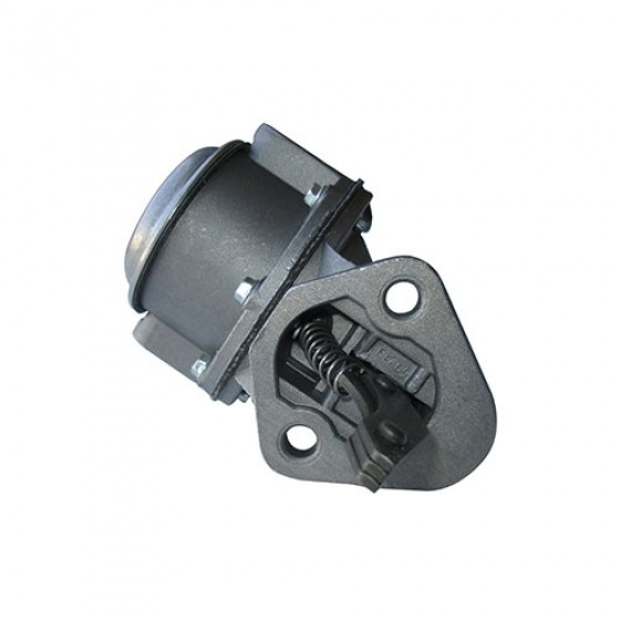 Replacement Fuel Pump w/Metal Bowl Single Action, 41-71 Jeep & Willys with 4-134 engine