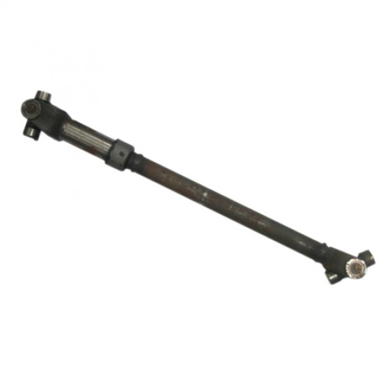 NOS Front Driveshaft (propshaft) Assembly with U Joints  Fits  52-66 CJ-5, M38A1