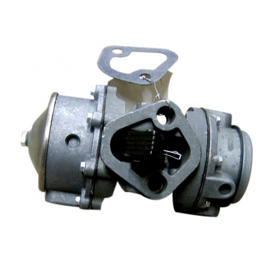 Dual Action Fuel Pump, 49-53 Willys Jeep