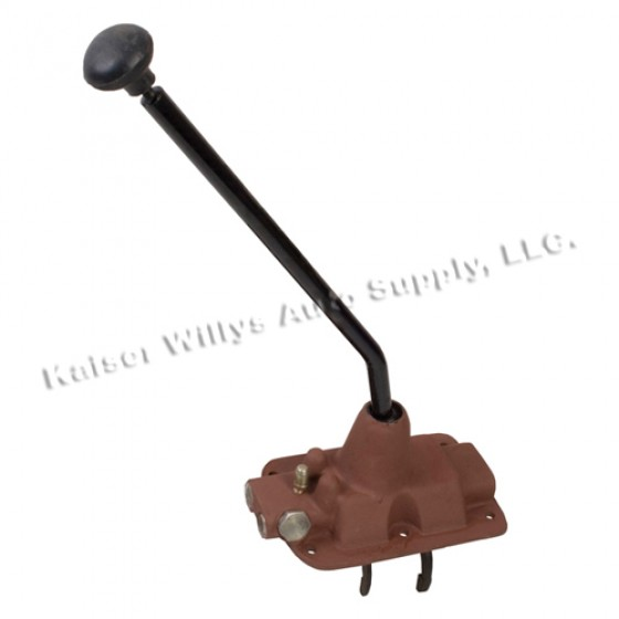Transmission Top Shifter Assembly, 46-71 Jeep & Willys with T-90 transmission