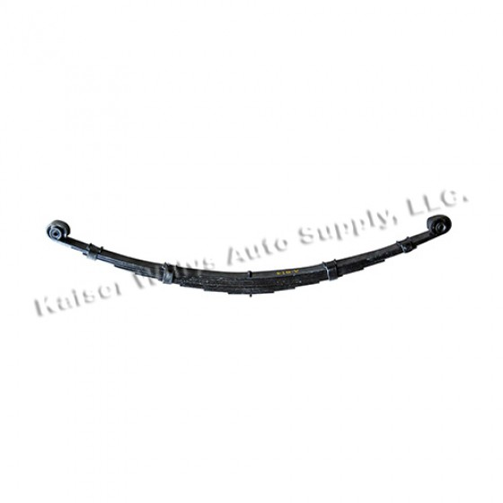 Rear Leaf Spring Assembly, 5 Leaf, 55-71 CJ-5