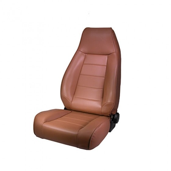High-Back Front Seat, Reclinable in Spice, 76-86 CJ