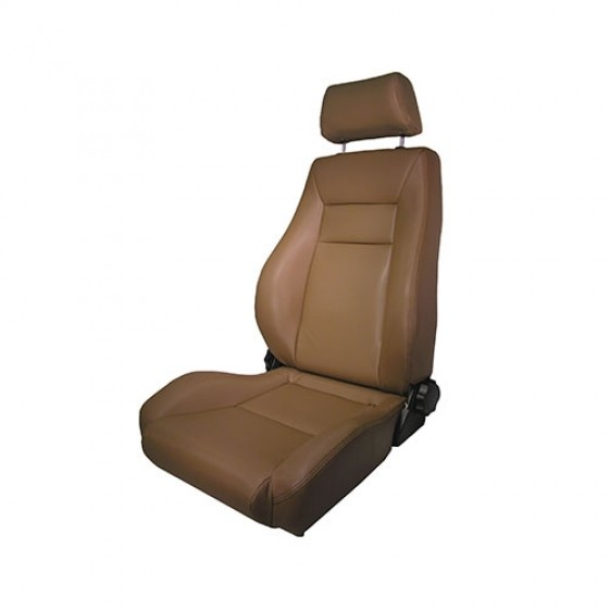 Ultra Front Reclinable Seat in Spice, 76-86 CJ