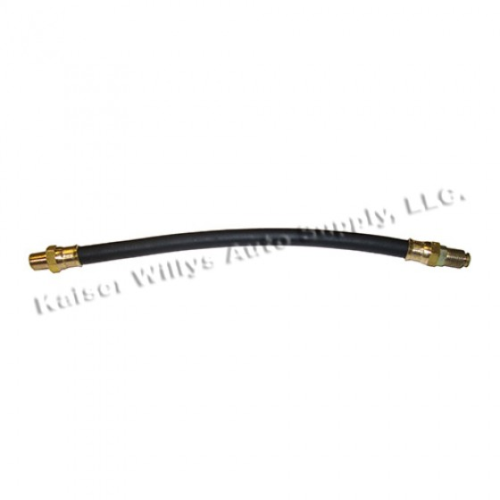 Flexible Oil Pressure Hose 10, 41-53 MB, GPW, CJ-2A, 3A