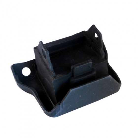 Front Motor Mount Insulator for Passenger Side, 66-73 Willys CJ-5, Jeepster with V6-225 engine
