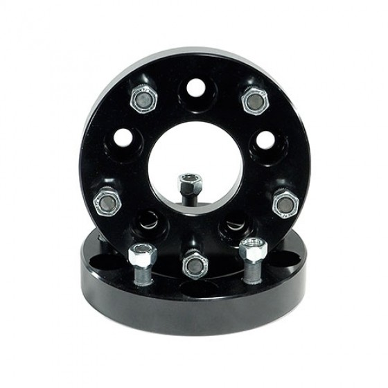 1.25 Inch Wheel Spacer Kit, 76-86 CJ