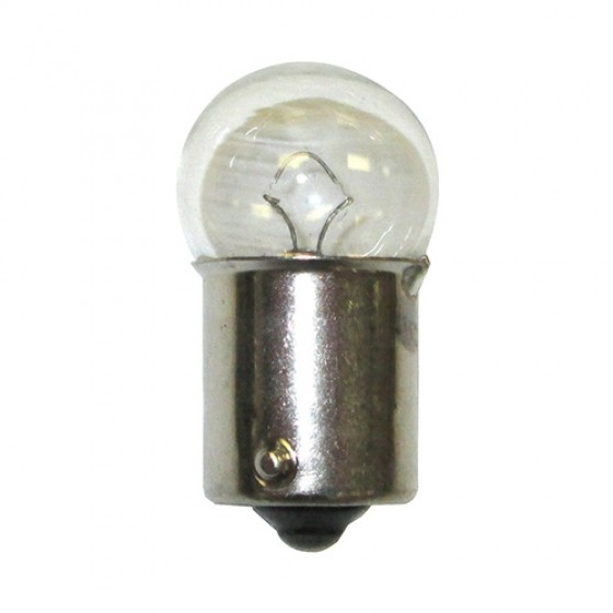 Instrument Dash Light Assembly Bulb, 12 Volt, 46-64 CJ-2A, 3A, 3B