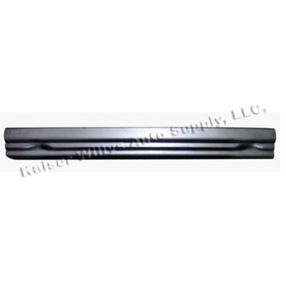 Steel Rocker Panel for Both Sides, 46-64 Willys Truck, Station Wagon