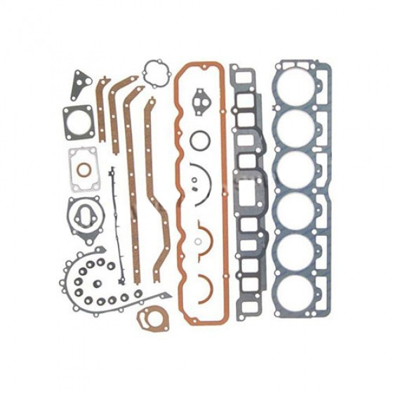 Engine Overhaul Gasket and Seal Kit, 81-86 CJ with 4.2L 6 Cylinder