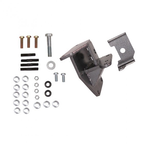 Heavy Duty Steering Box Mount Kit, 76-86 CJ