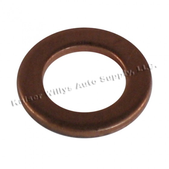 Brake Hose Copper Crush Washer, 41-66 Jeep & Willys