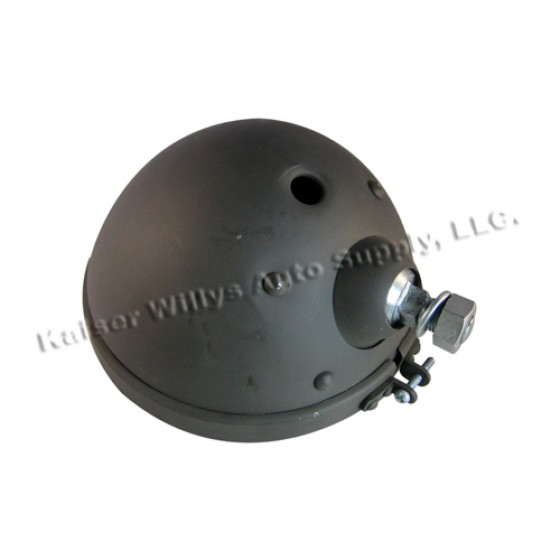 Headlight Bucket for Drivers & Passenger Side, 41-45 Willys & Ford  MB, GPW
