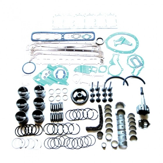Complete Engine Overhaul Kit,54-64 Truck, Station Wagon with 6-226 engine