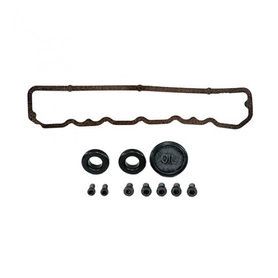 Valve Cover Hardware Kit, 81-86 CJ with 6 Cylinder